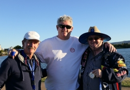 South East Queensland 10R regatta - June 17th 2018